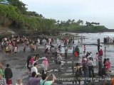 Beautiful Bali Tanah Lot holy temple Bali holiday travel big