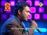 Sa Re Ga Ma Pa Singing Superstar - 18th December 2010pt2