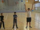 entrainement boxe educative assaut (BEA)