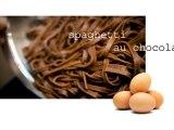 Spaghettis au chocolat