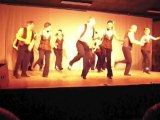 Tap Swing and Co cours de danses Lindy Hop Balboa Bordeaux