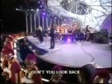 Fleetwood Mac - Don't Stop (live with brass section)