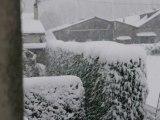 Toujours la neige !!