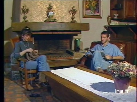 Cantona à 20 ans