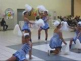 Téléthon 2010-animations danses ASLPT et Majorettes