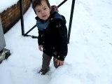 Antoine ds la neige 2
