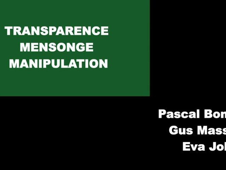 Transparence et manipulation. Un ecolo au quai d'Orsay ?