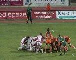Résumé de match RC Narbonne - U.S.Dax Rugby Landes