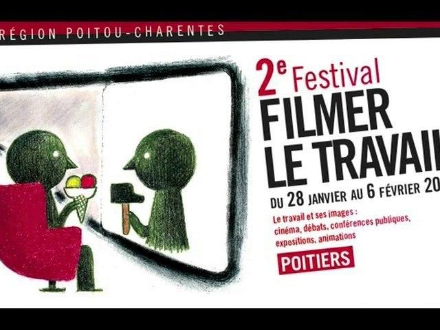 Bande annonce du deuxième festival Filmer le travail