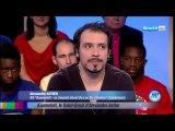 Alexandre Astier chez Morandini effacé du replay Direct8