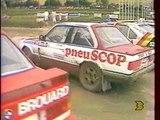 Rallycross des année 80