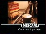 Publicité Cappuccino Néscafé 1997