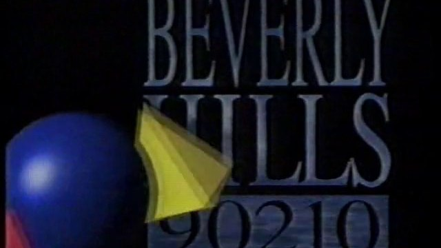 Promo: Beverly Hills 90210 (RTLplus, 1992)