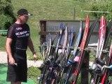 Ski nautique et WakeBoard à Sevrier sur le lac d'Annecy