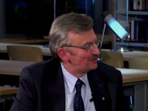 Między Nami - prof. dr hab. Bronisław Marciniak