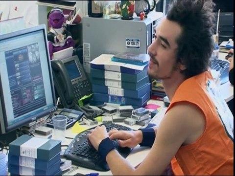 Dragon Ball - Drague bureau