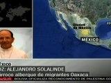 Relata Alejandro Solalinde a detalle secuestro de migrantes