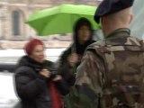 Vigipirate : les militaires restent mobilisés à Noël