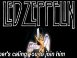 LED ZEPPELIN - Stairway To Haeven - 20 june 1980 Brussels