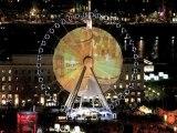 Fête des lumières Lyon 8 décembre 2010