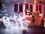 Les lapins crétins vous souhaite un joyeux Noël