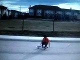 skateboarding,varial flip