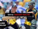 Pakistan vs New Zealand 1st T20 live streaming 2010 Auckland
