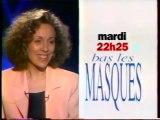 Bande Annonce De L'emission Bas Les Masques Mars 1994 F2