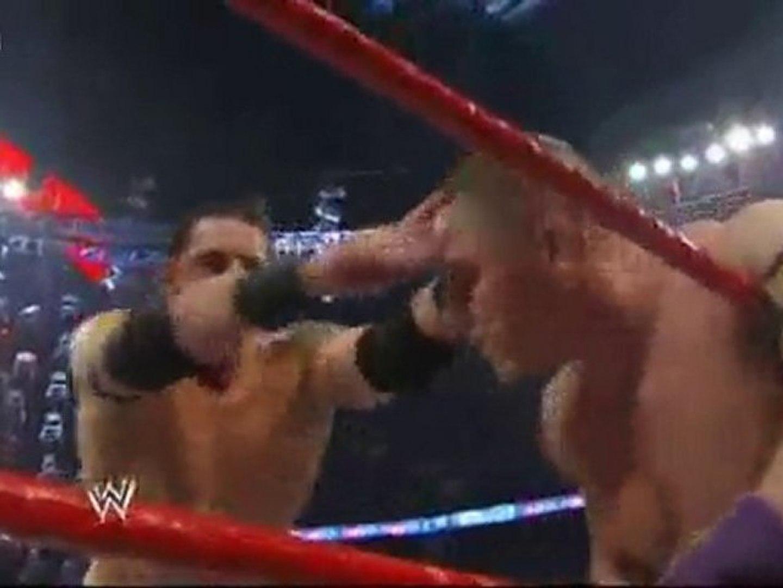 WWE.TLC.2010.PPV. JOHN CENA VS Wade Barrett [PARTIE 2/2]
