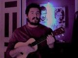 Strawberry Fields Forever ( The Beatles with ukulele )