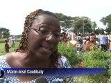 Côte d'Ivoire: des femmes prient à Abidjan pour la paix