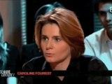 Rama Yade, Caroline Fourest et Sarkozy