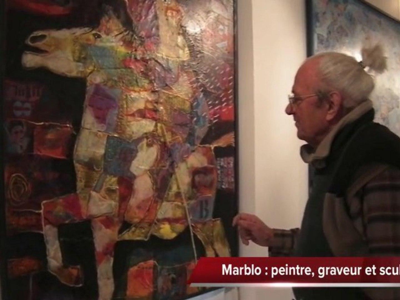 """Résultat de recherche d'images pour """"MARBLO peintre"""""""