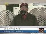 Anuncio de Chávez  donde niega la concesión  a RCTV