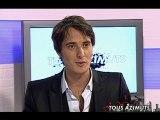 Vincent Cerutti dans Tous Azimuts sur LM tv
