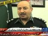 Pakistan police report on sucide bombers