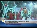 4 años anuncio cierre RCTV