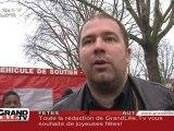 Incendie/Secours Populaire: Appel à la solidarité (Roubaix)