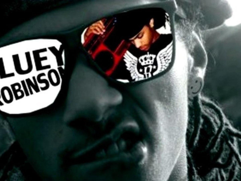 Bluey Robinson Feat. Fulgetra -