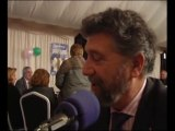 Entrevista a Ignacio G. Palacios Gala Benefica Manos Unidas