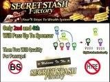 Secret Stash Factory Overview - (How To Make Money Online)