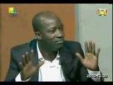 Côte d'Ivoire itw de Charles Blé Goudé  2-2