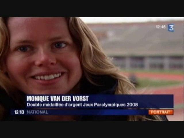 Athlète paralympique miraculée !!!