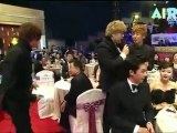 10.12.30 SBS Ent Awards - SeungGi's cuts #1