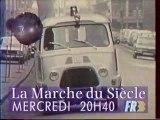 Bande Annonce De L'emission La Marche Du Siècle 24 Juin 1992