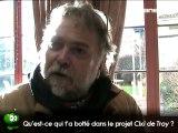 Olivier Vatine en interview pour planetebd.com