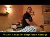 Swedish Massage Demonstration