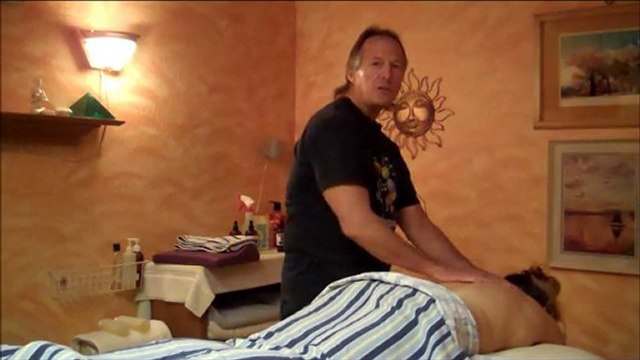 Swedish Massage Demonstration