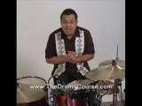child playing drums online lessons