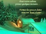 Meilleurs voeux de bonne et heureuse année à vous